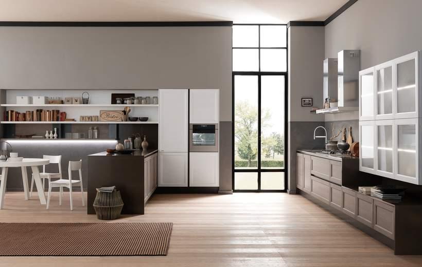 Cucine moderne febal modello class line sala arredamenti lecco - Febal cucine moderne ...