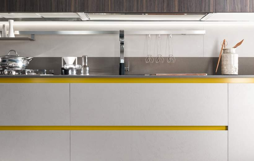 Cucine Moderne Febal mod. Charme37 | Sala Arredamenti Lecco