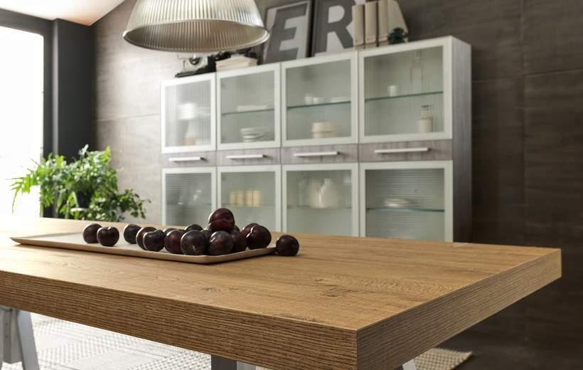Cucine Moderne Febal Mod. Sand Industrial Edition | Sala Arredamenti ...
