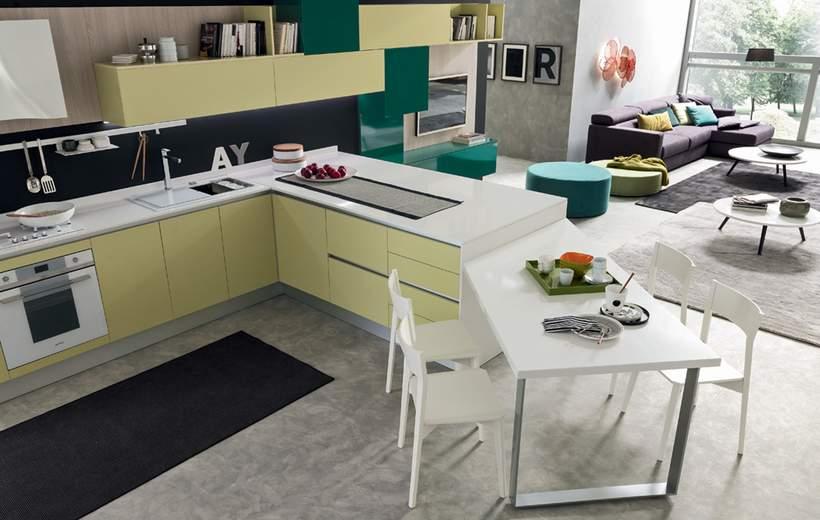 Cucina Febal Modello Marina Line | Sala Arredamenti Lecco