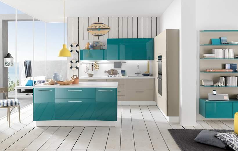Cucine Moderne Febal Linea Alicante  Sala Arredamenti Lecco