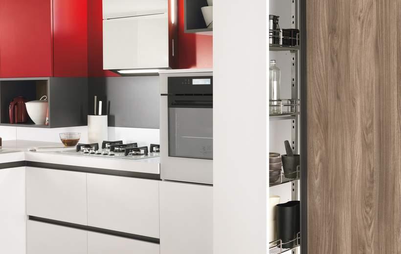 Cucine febal sand sala arredamenti lecco - Cucine febal moderne ...
