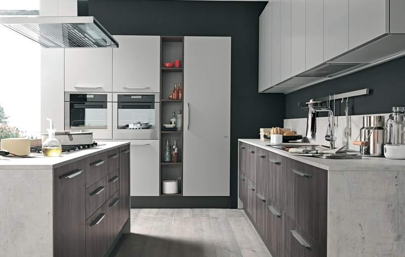 Cucine Moderne Febal.Cucine Moderne Febal Mod Ice Sala Arredamenti Lecco