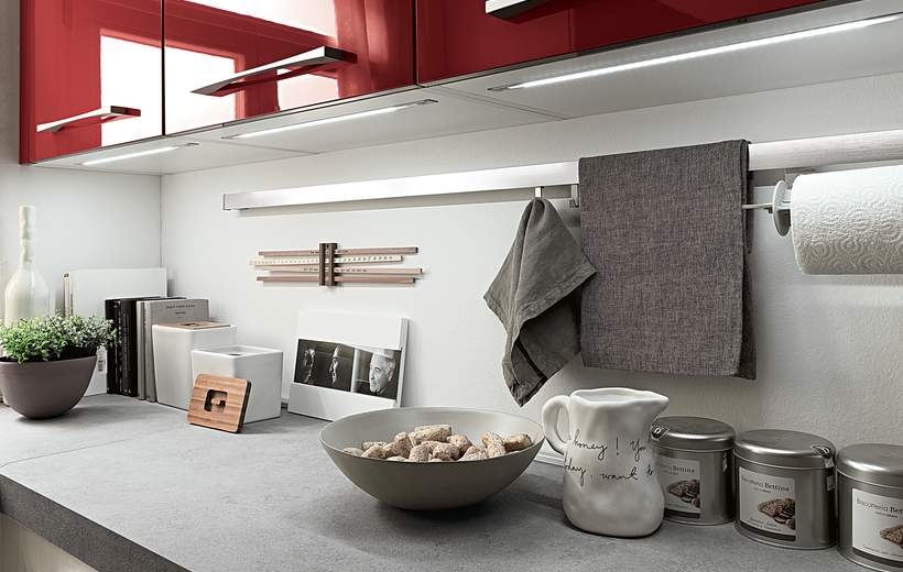 Cucina Moderna Febal Mod. Sky | Sala Arredamenti Lecco