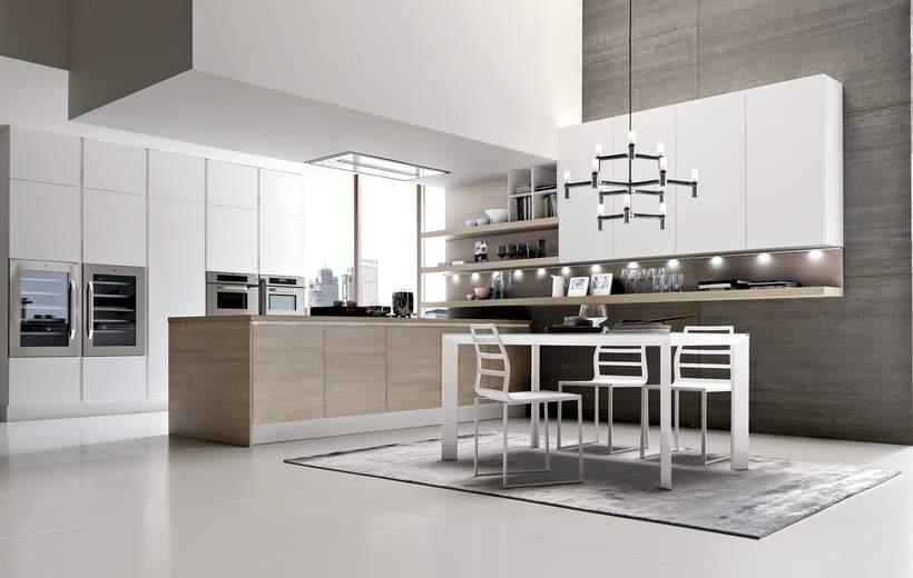 Cucina moderna febal mod city sala arredamenti lecco - Febal cucine moderne ...