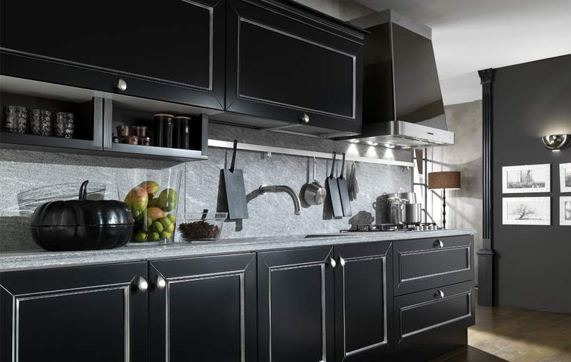 Cucina Classica Febal Mod. Romantica Decor | Sala Arredamenti Lecco