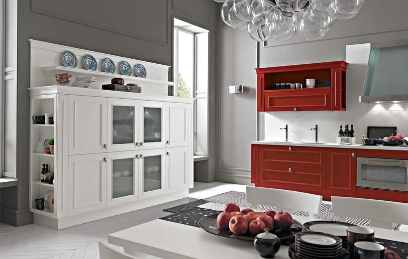 Cucina classica febal mod romantica sala arredamenti lecco - Cucine classiche febal ...