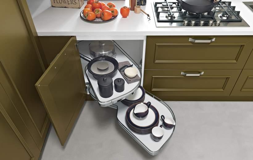 Cucina Classica Febal Linea Romantica | Sala Arredamenti Lecco
