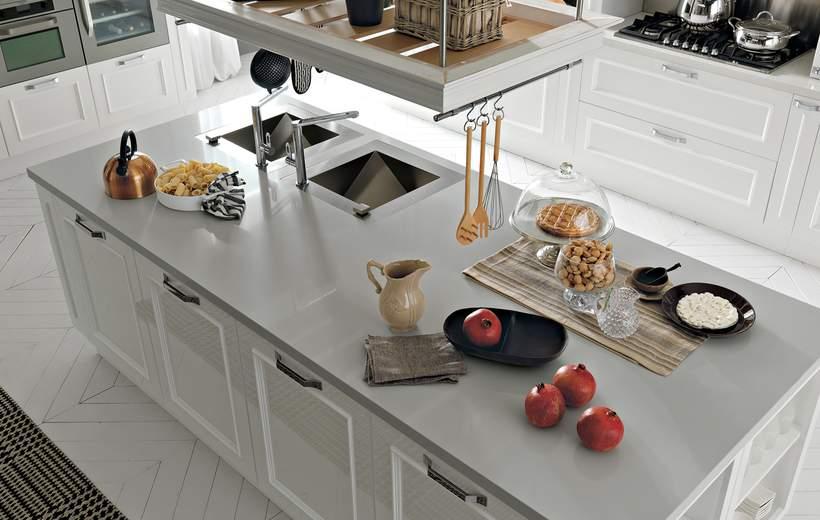 Cucine Febal Mod. Romantica | Sala Arredamenti Lecco