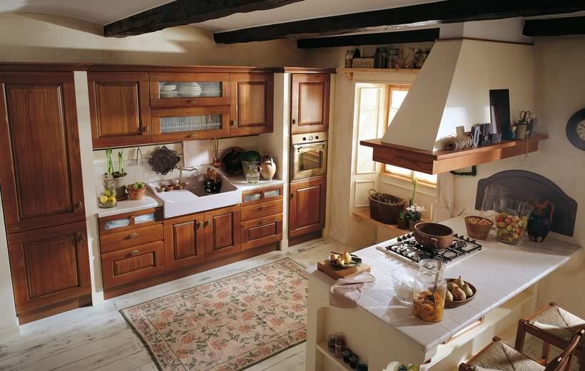 Cucine Bellissime Classiche