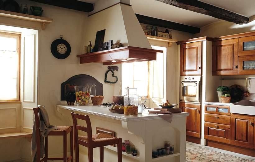Cucine classiche febal mod rosa sala arredamenti lecco - Cucine classiche febal ...