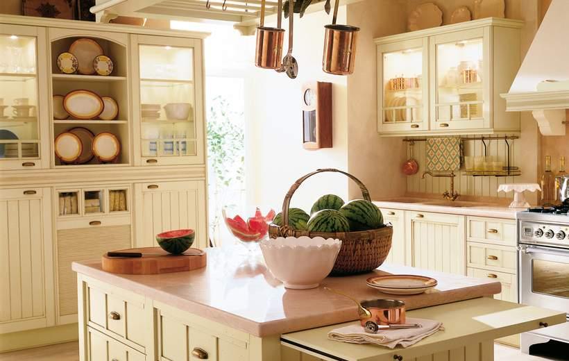 Cucina classica febal mod aida sala arredamenti lecco - Febal cucine classiche ...