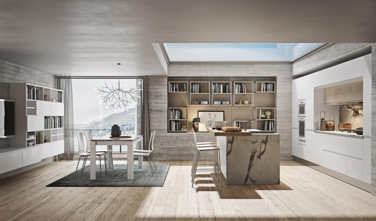 Cucina Moderna Colombini Mod. Pura | Sala Arredamenti Lecco