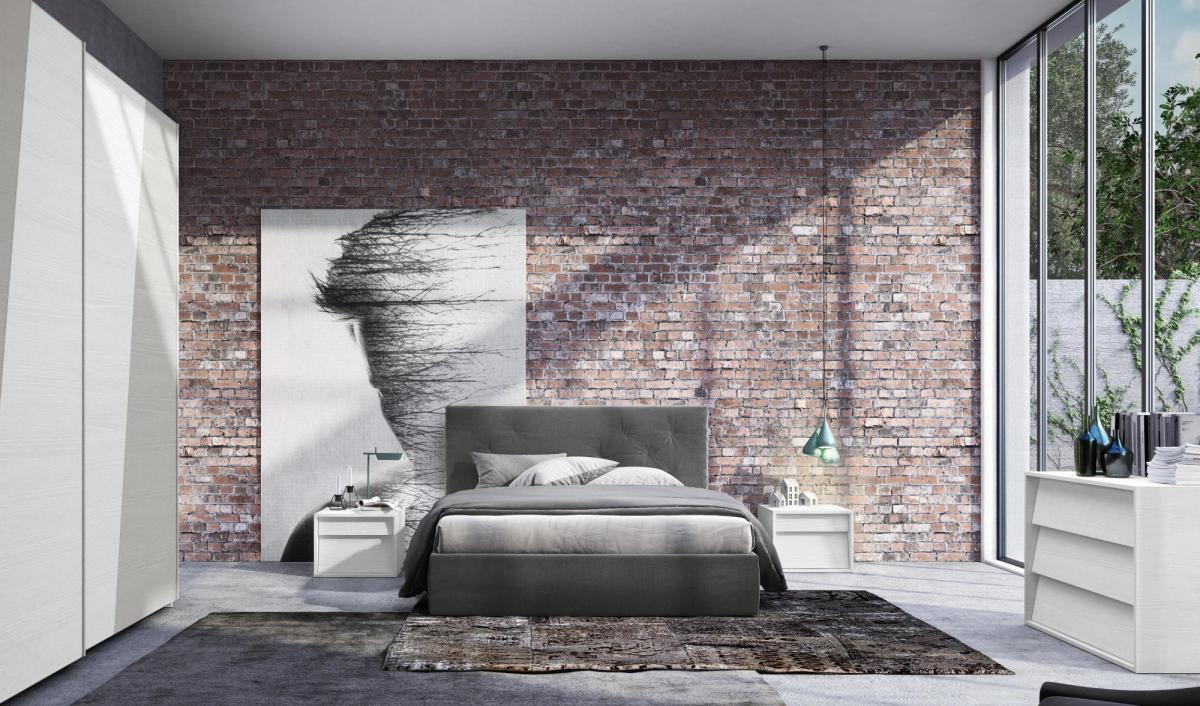 Camera da letto Moderna Colombini | Sala Arredamenti Lecco