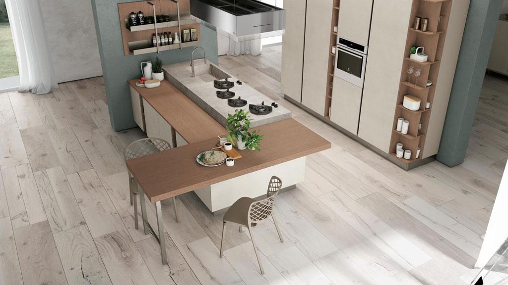 Catalogo cucine lube modello clover 6 sala arredamenti - Lube cucine catalogo ...