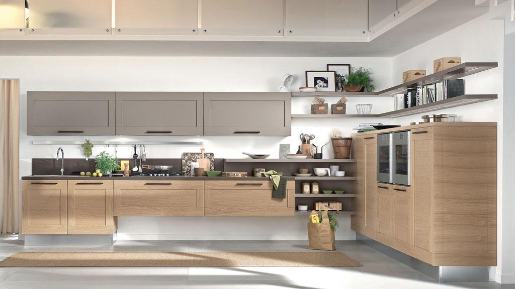 Cucina moderna lube gallery con cappa a scomparsa 6 for Cappa cucina moderna