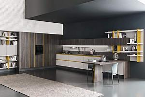 Cucine Moderne Febal  Sala Arredamenti Lecco