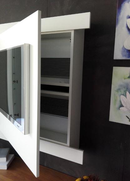 Saldo soggiorno Fimar con porta tv orientabile | Sala Arredamenti Lecco