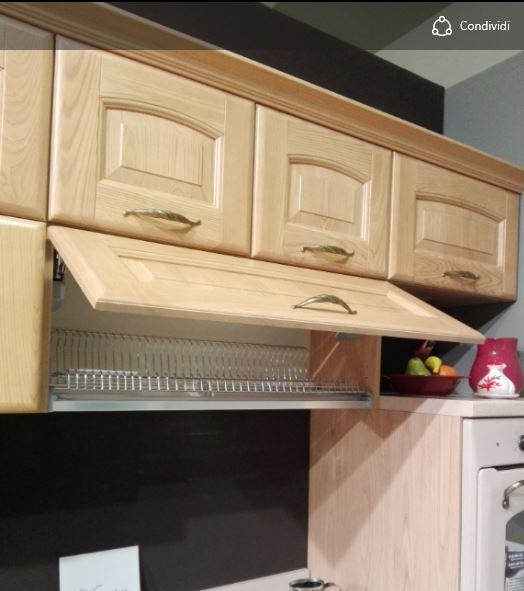 Promo offerta cucina lineare Lube mod.Veronica | Sala Arredamenti Lecco