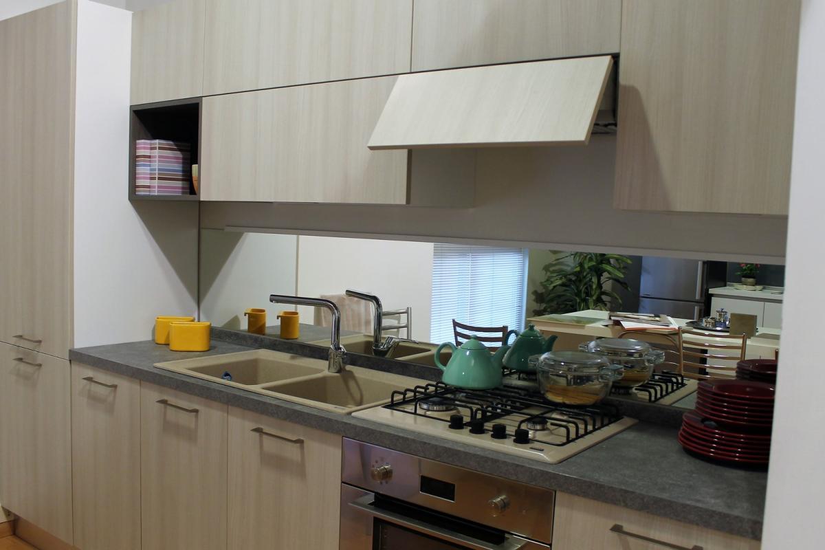 Sala cucine good sala cucine bertos e silko forni for Sala cucine