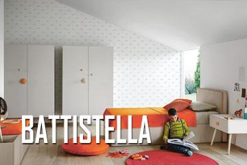 Camerette per bambini e ragazzi sala arredamenti lecco for Battistella mobili