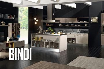 Bindi Cucine e Cucine in Muratura con prezzi | Sala Arredamenti Lecco