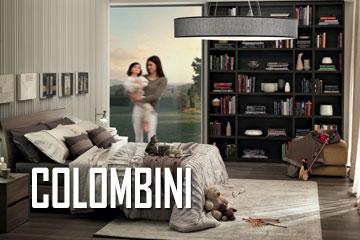 Colombini: catalogo camere e camerette Colombini con prezzi | Sala ...