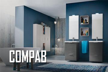 Compab: catalogo bagni Compab con prezzi | Sala Arredamenti Lecco