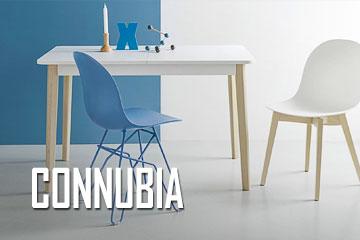Connubia calligaris catalogo tavoli e sedie connubia con for Tavoli e sedie calligaris prezzi