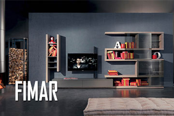 Fimar: soggiorni e mobili per soggiorno Fimar con prezzi | Sala ...