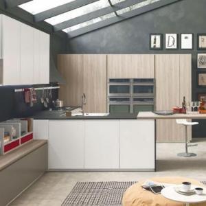Cucine Moderne Febal Sand Industrial Edition | Sala Arredamenti Lecco