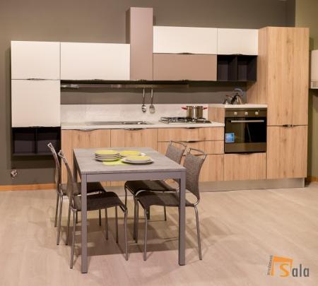 Saldo cucina lineare Lube Immagina | Sala Arredamenti Lecco