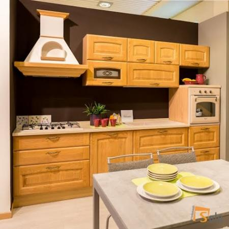 Promo offerta cucina lineare Lube mod.Veronica | Sala ...