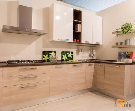Promozione cucina angolare Lube mod. Noemi | Sala Arredamenti Lecco